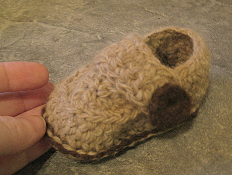 Crochet Booties, Slippers & Socks for Babies & Kids - Page 1