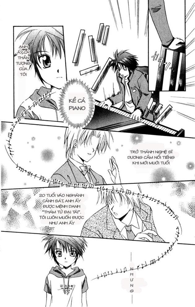 Truyện tranh trinh thám: Spiral: Suiri no Kizuna - Thám tử kỳ tài 038
