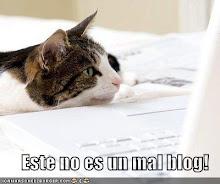 """Premio: """"Este no es un mal Blog"""" por Cool Acid"""