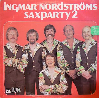 Ingmar Nordströms - Saxparty 5