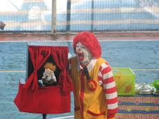 """"""" McDonalds en tu colegio """""""