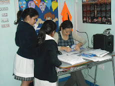 Profesora Katherine, también evalúa el proceso de Aprendizaje...