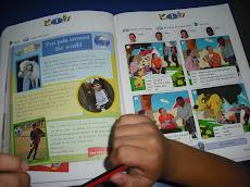 Alumnos del Primer Ciclo necesitan contar con su texto de Inglés...
