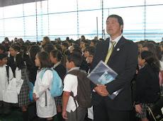 Profesores y alumnos se forman cada día, preparando su Aprendizaje
