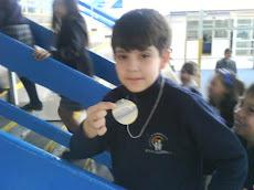 Yo también puedo ser un medallista...