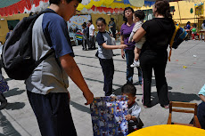 Cursos visitan Jardín Infantil...