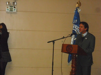 Don Antonio López Cárdenas, Director del Colegio Humberstone...