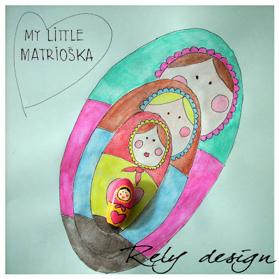 Rely design_My little Matrioska