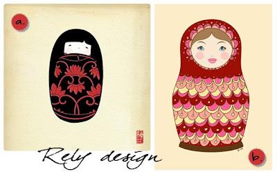 Rely design_Matrioske