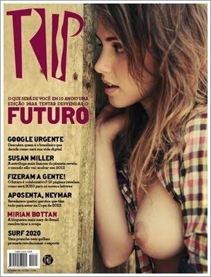 Mirian Bottan   Revista TRIP   Novembro 2010