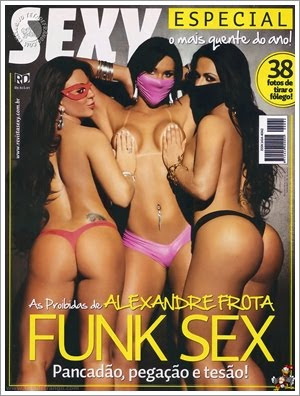 download Proibidas Funk Sex – Revista Sexy Especial 11.2010