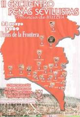 Cartel del Encuentro de Peñas