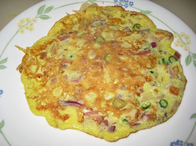 Cardamom: South Indian Omelette