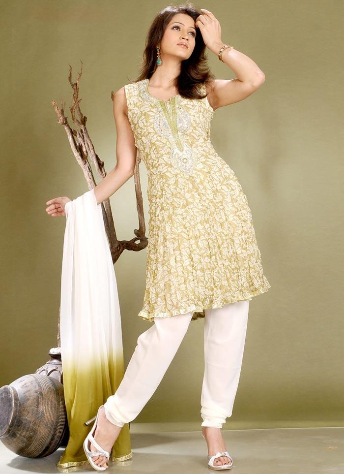 Fashion In The World Beautiful Kurta Designs For Women