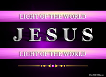 My Lamp, My Light, My Savior, My Life