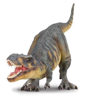 Tyrannosaures Rex Cake