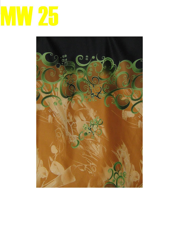 MW 25: BATIK UNIFORM SUITABLE FOR MEN AND WOMEN, QUALITY FABRIC