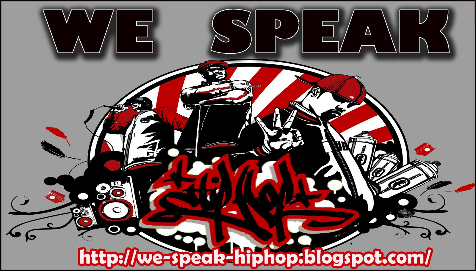 we speak hip hop