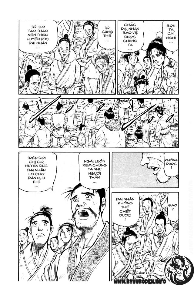 Chú Bé Rồng - Ryuuroden chap 23 - Trang 11