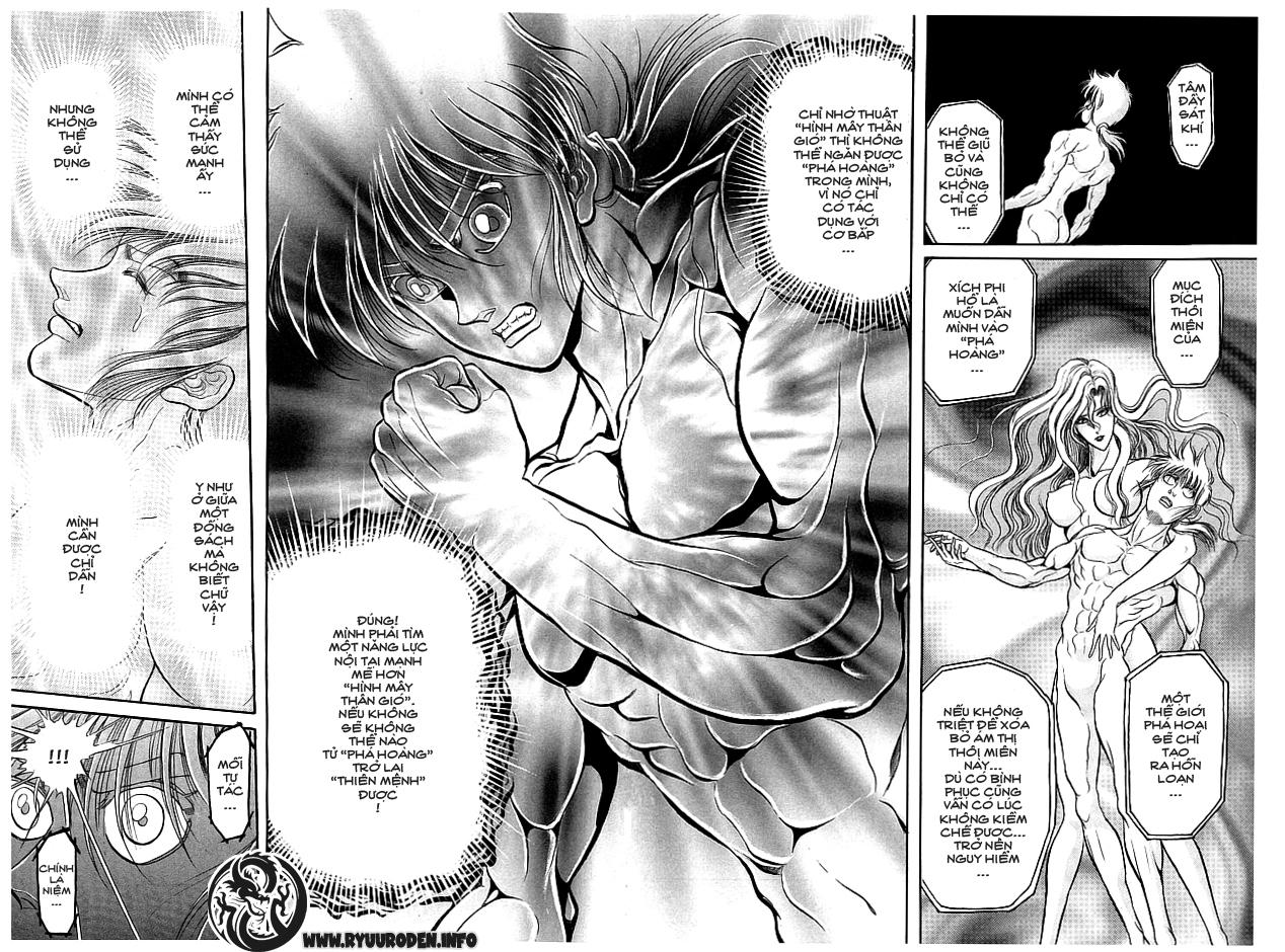 Chú Bé Rồng - Ryuuroden chap 23 - Trang 32