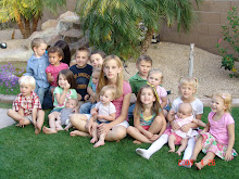 16 of our 20 grandchildren with one more on the way