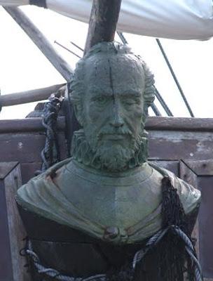 Francisco Pizarros Ship Emma Alvarez Bl...