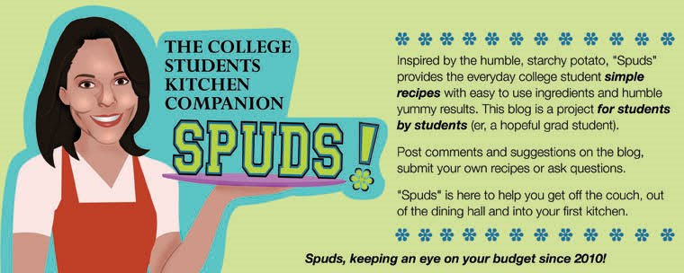 Spuds: The College Students Kitchen Companion