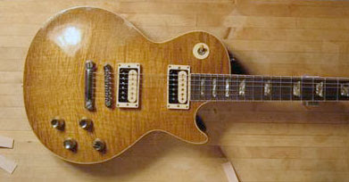 "Gibson ""Appetite"" Les Paul"