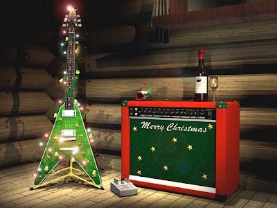 Buon Natale Rock - MyDistortions 2014