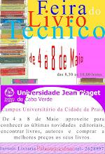 Feira do Livro - Universidade Piaget