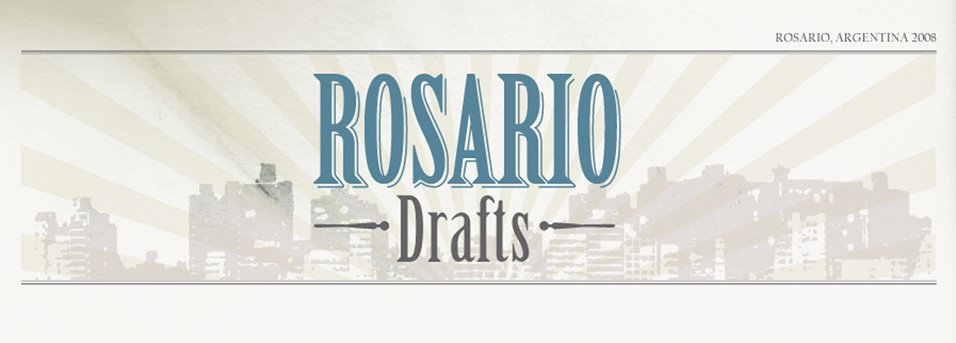 ROSARIO DRAFTS
