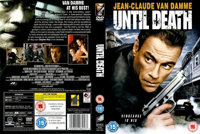 Until Death R2 cdcovers cc front Until Death (2007) Dubbed In Hindi   DVD