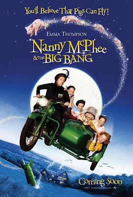 nanny mcphee and the big bang Nanny McPhee and the Big Bang (2010)   DVD