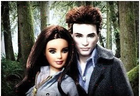 Twilight New Moon Doll