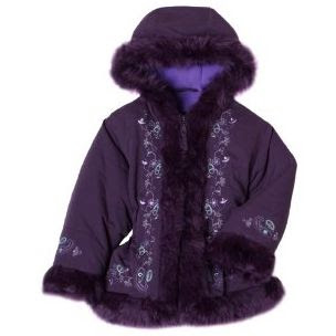 cute winter jacket for children