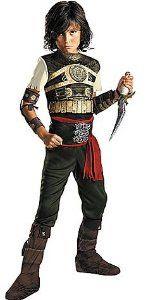 Prince Dastan Costume
