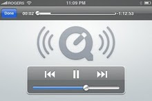 Stream Radio Free Nachlaot to iPhone
