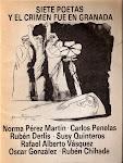Siete poetas y el crimen fue en Granada