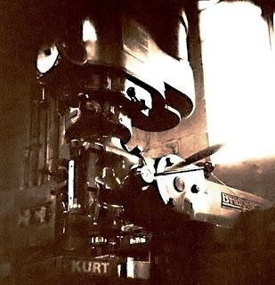 heavy duty 3 axis mill