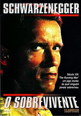 Filme O Sobrevivente DVDRip RMVB Dublado
