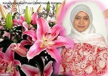 Ketua Pergerakan Puteri UMNO Bahagian Indera Mahkota / Ketua Penerangan Puteri UMNO Pahang