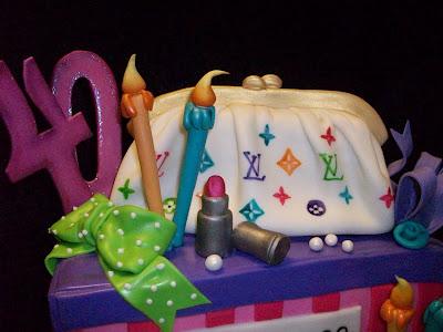 Fashionista on Sandra S Cakes  Fashionista Cake
