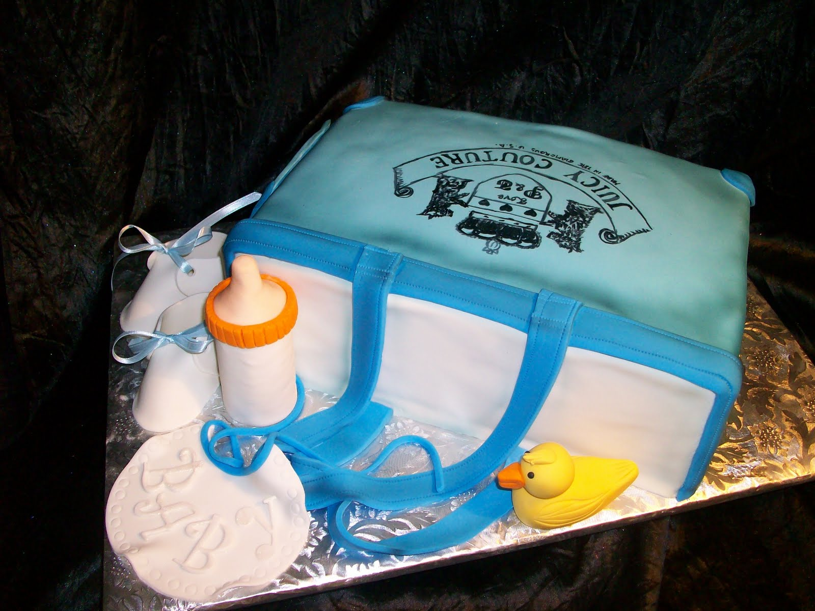 Juicy Couture Baby Cake