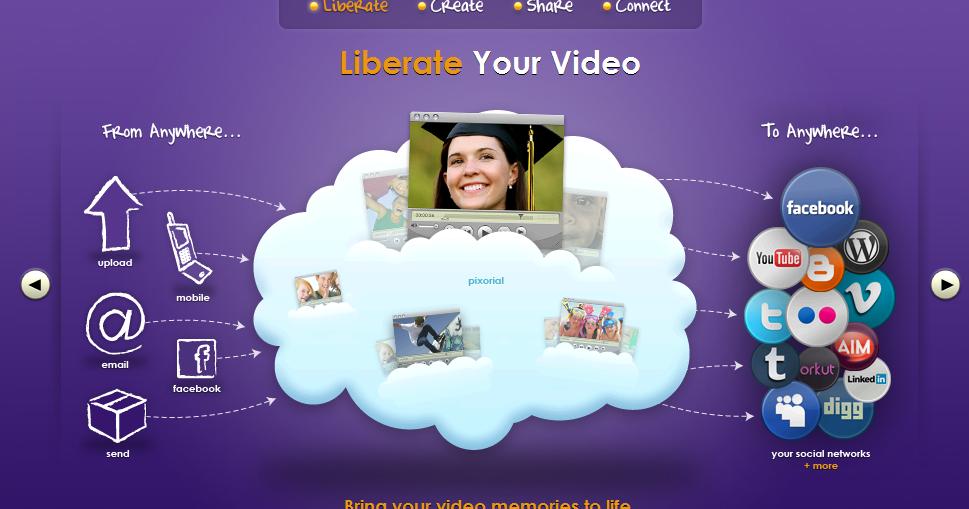 Editor Video Online Pixorial