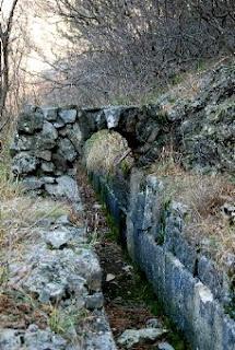 resti dell'Acquedotto Romano