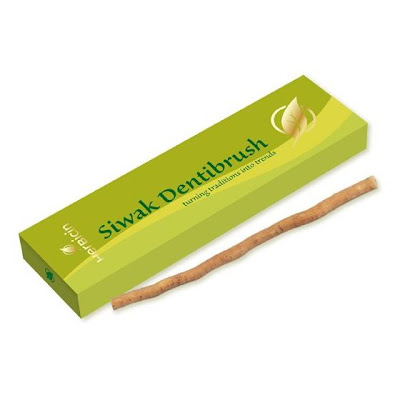 Teeth Preventive Medicine with Siwak