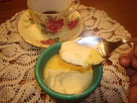 Mmmm....Creme Brulee!