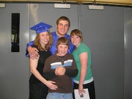 Michael's Graduation
