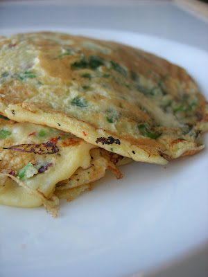 Turkish Omelette