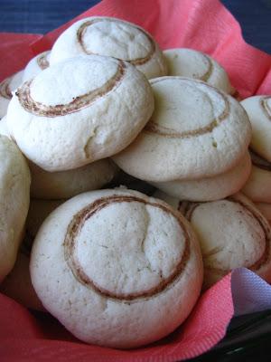 Mushroom Cookies (Mantar Kurabiye)